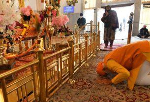 shri-rakabganj-gurudwara