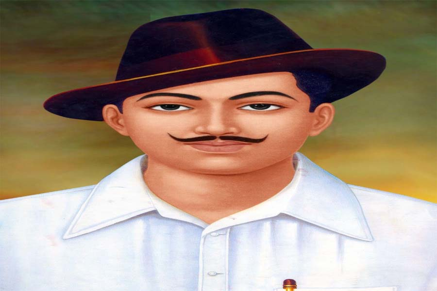 On the death anniversary of Chandra Shekhar Azad,