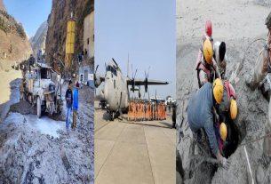 Uttarakhand Glacier Holocaust