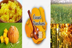Heartiest congratulations to everyone on Vasant Panchami,