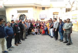 Ward people openly supported Anita Sabharwal's