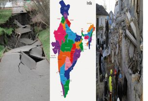The severe earthquake in North India