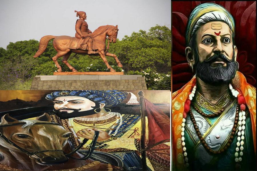 Salute to him on the birth anniversary of Chhatrapati Shivaji