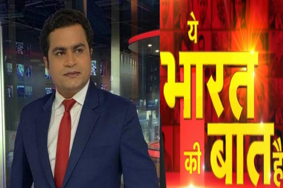 Vikas Sharma, anchor of Republic India, dies