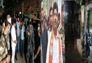 Violence again in West Bengal: Three people,