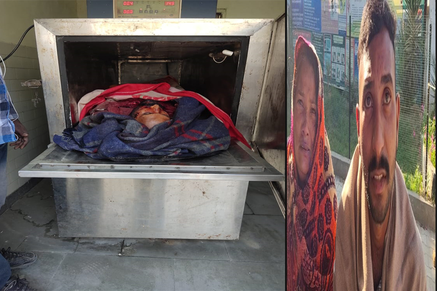 Truck driver was slaughtered and looted 9 lakh