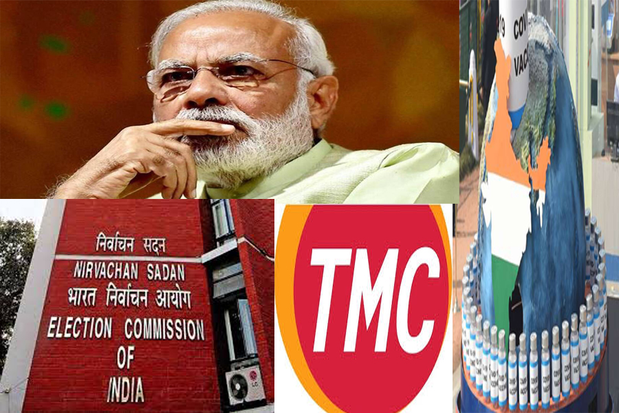 On the complaint of TMC,