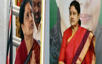 Sasikala's big announcement,