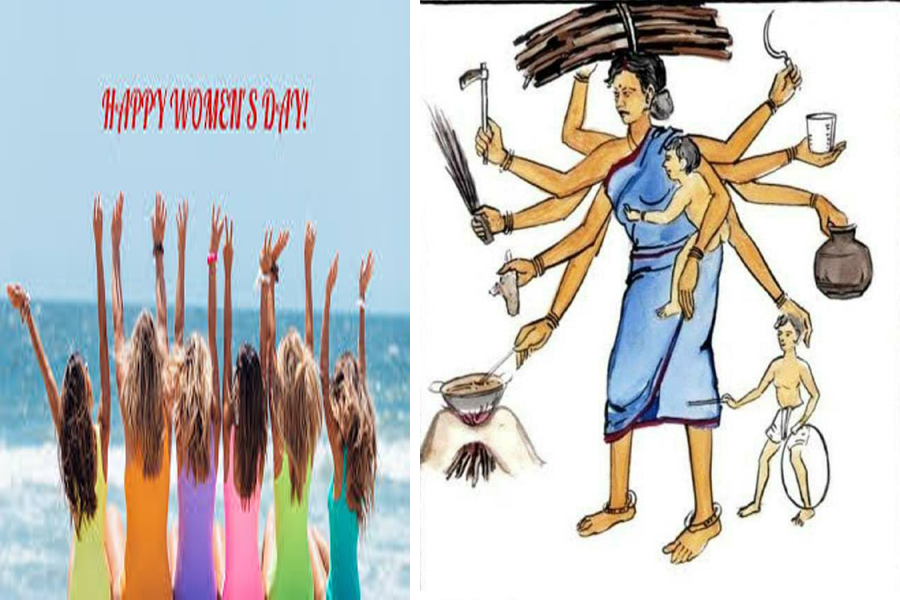 Best wishes to all on Women's Day (international, women, day),