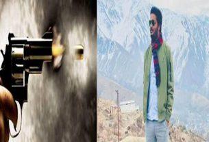 big news: BJP MP Kaushal Kishore's son shot himself,