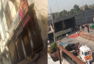 See the effect of Bharat Bandh also seen in Amritsar,