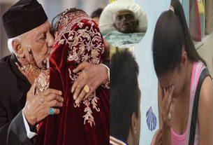 Actress Gauhar Khan's father passed away