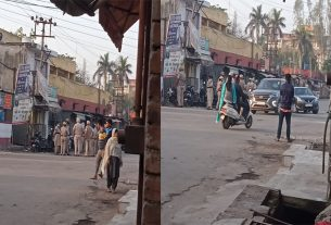 In Gurdaspur also, people supported