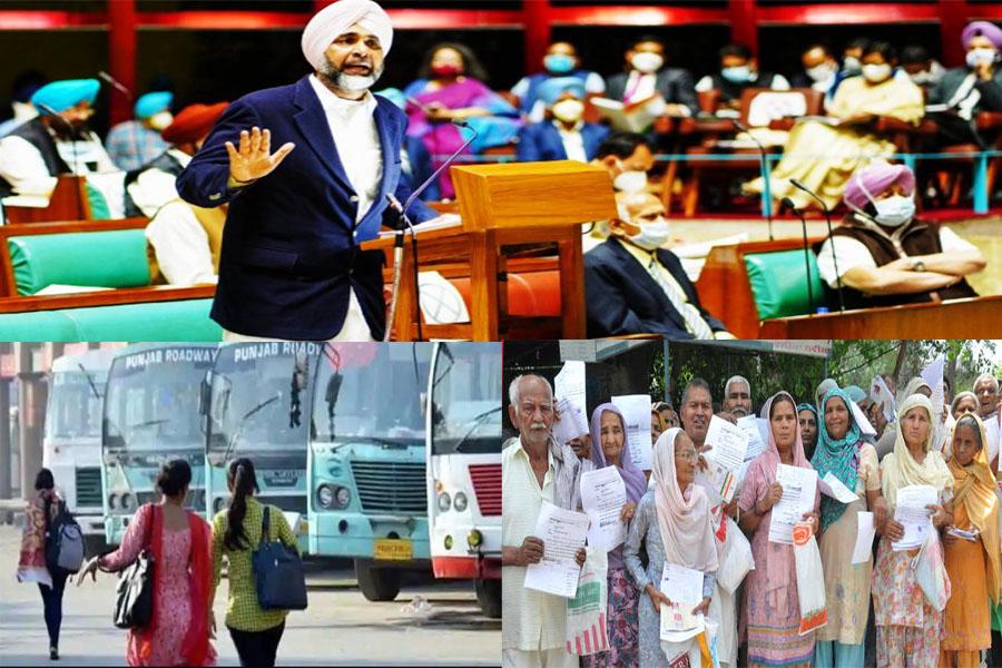 budget of punjab