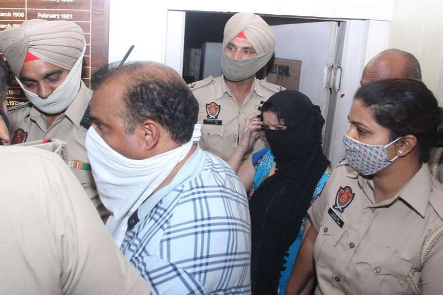 Jalandhar: The principal of the school was caught
