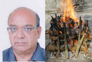 Jalandhar's former BJP chief Shiv Dayal Chugh died after coming