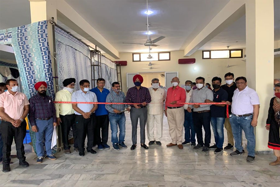 SDM inaugurated the white pearl examination camp