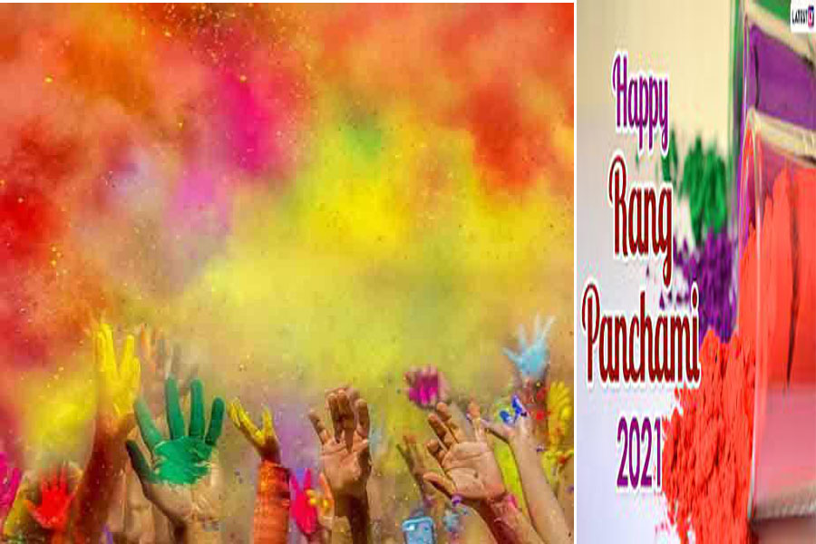 Best wishes to Rang Panchami