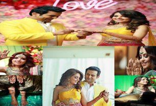 Happy marriage: Sukhet Bhosle's comedian Sugandha Mishra