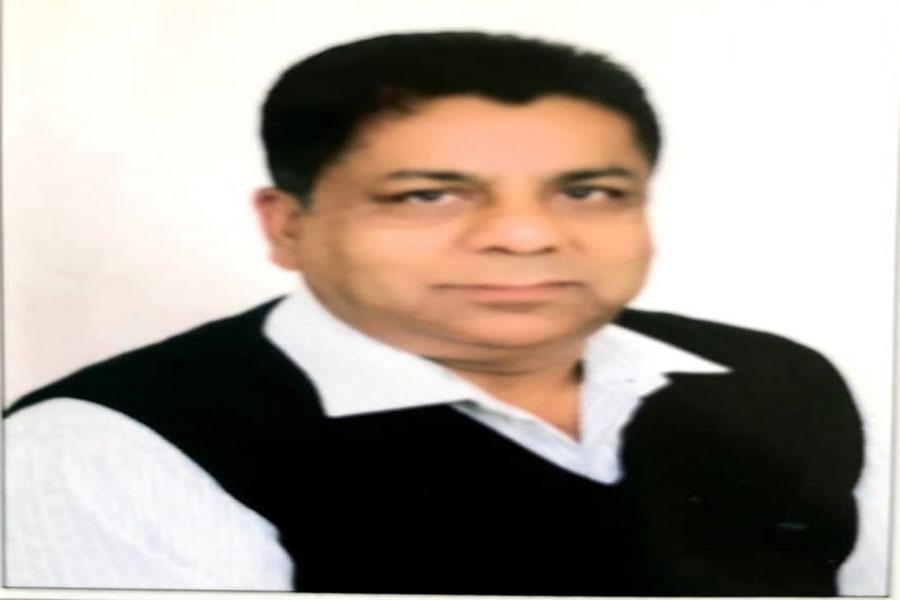 Tehsildar Manmohan Kaushik returns to Jagraon