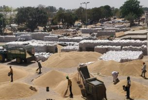 Wheat procurement stalled in Mandi for 3