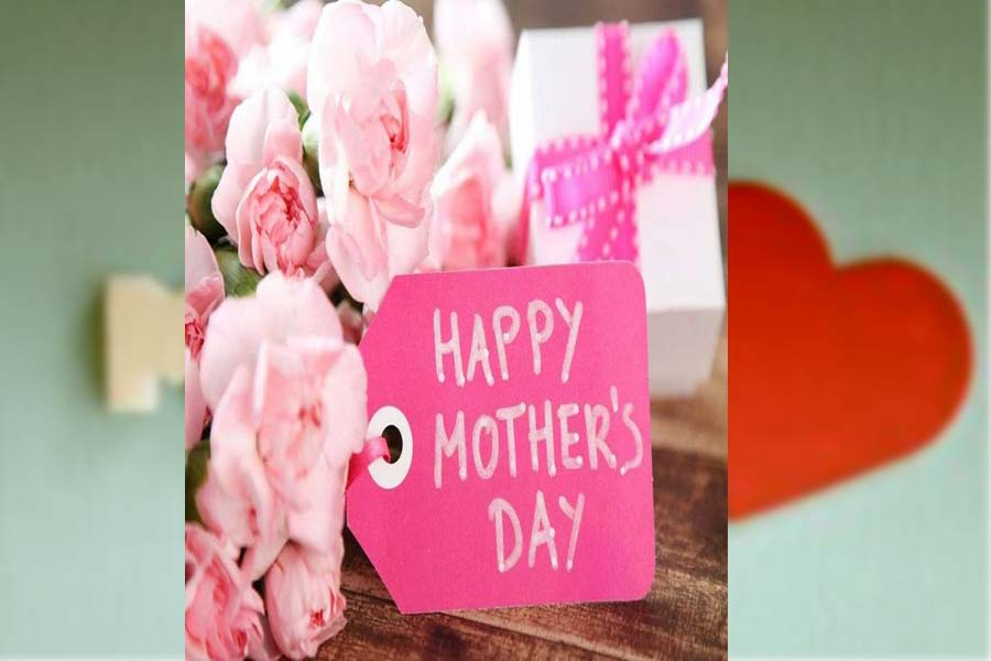 Heartiest greetings to mother's day,