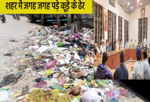Safai sevaks' strike continues for the fifth day