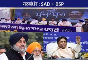 Political color in Punjab