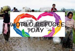 world refugee day: how and who becomes a refugee,