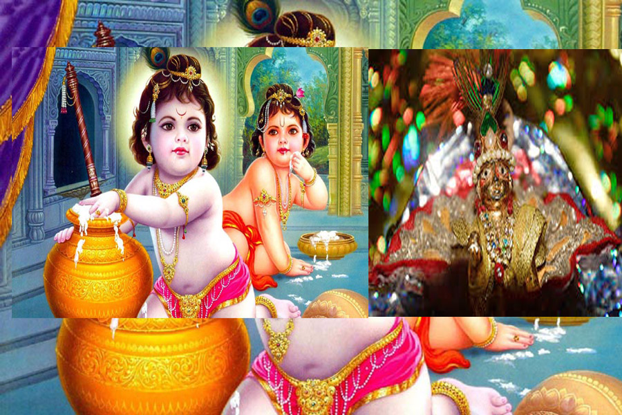 Best wishes for Janmashtami, know the method of fasting